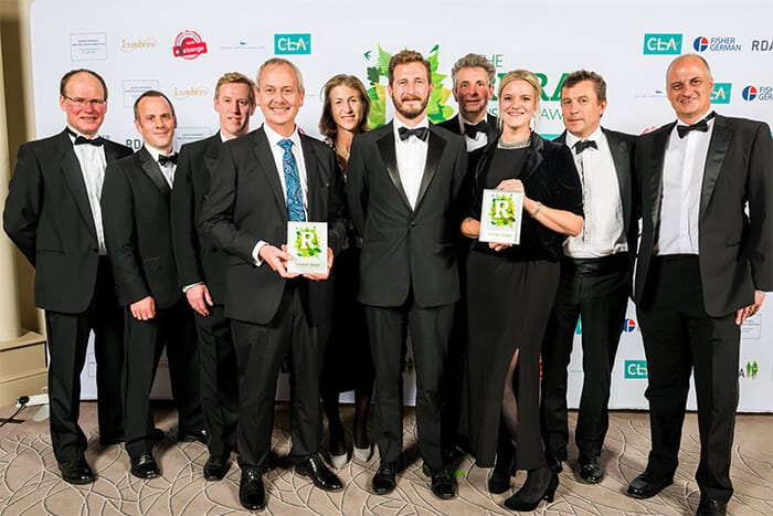 Rural Business Sector is Unique says Award Winning Landmark Systems