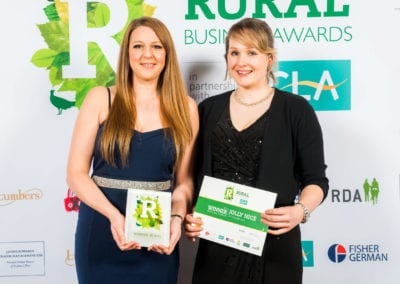 Jolly Nice - Winner Best Rural Start Up 2016