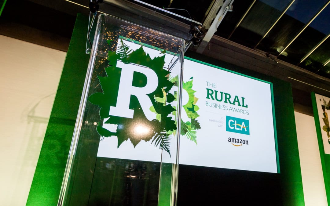 Rural Business Awards' Winners Announced