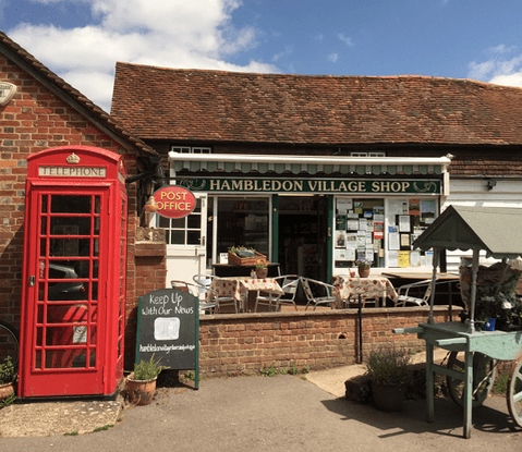 Hambledon Village Shop