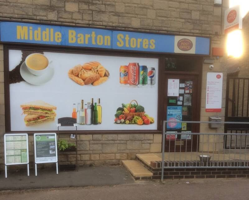 Middle Barton Stores