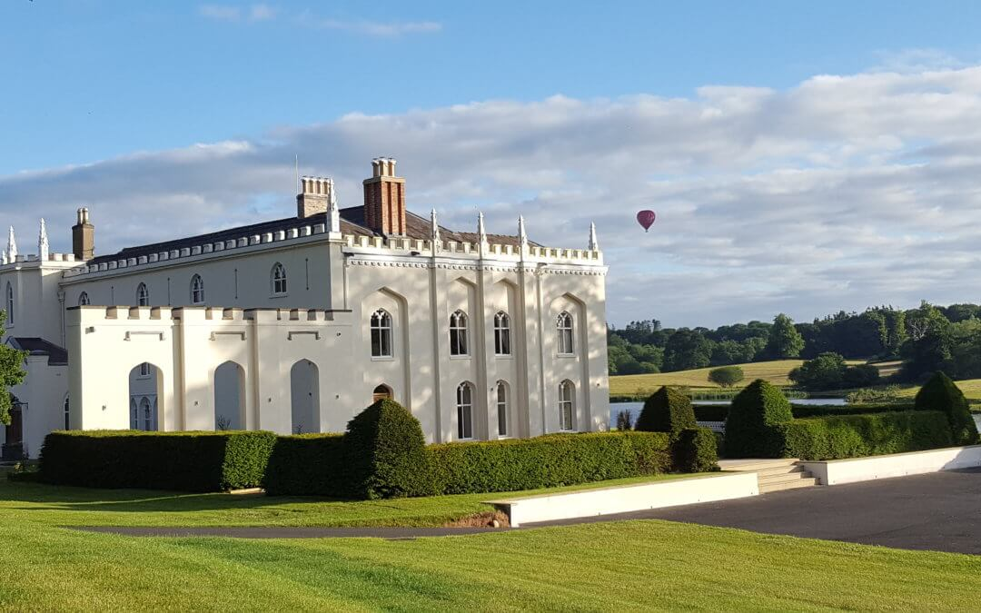 Combermere Abbey: Connectivity & its Cost to Business