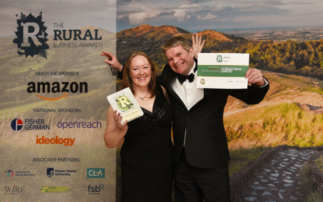 Durham Hens – Best Rural Retail Business Winner