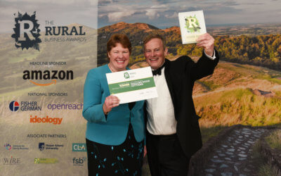 Wallops Wood Cottages – Best Rural Tourism Business Winner