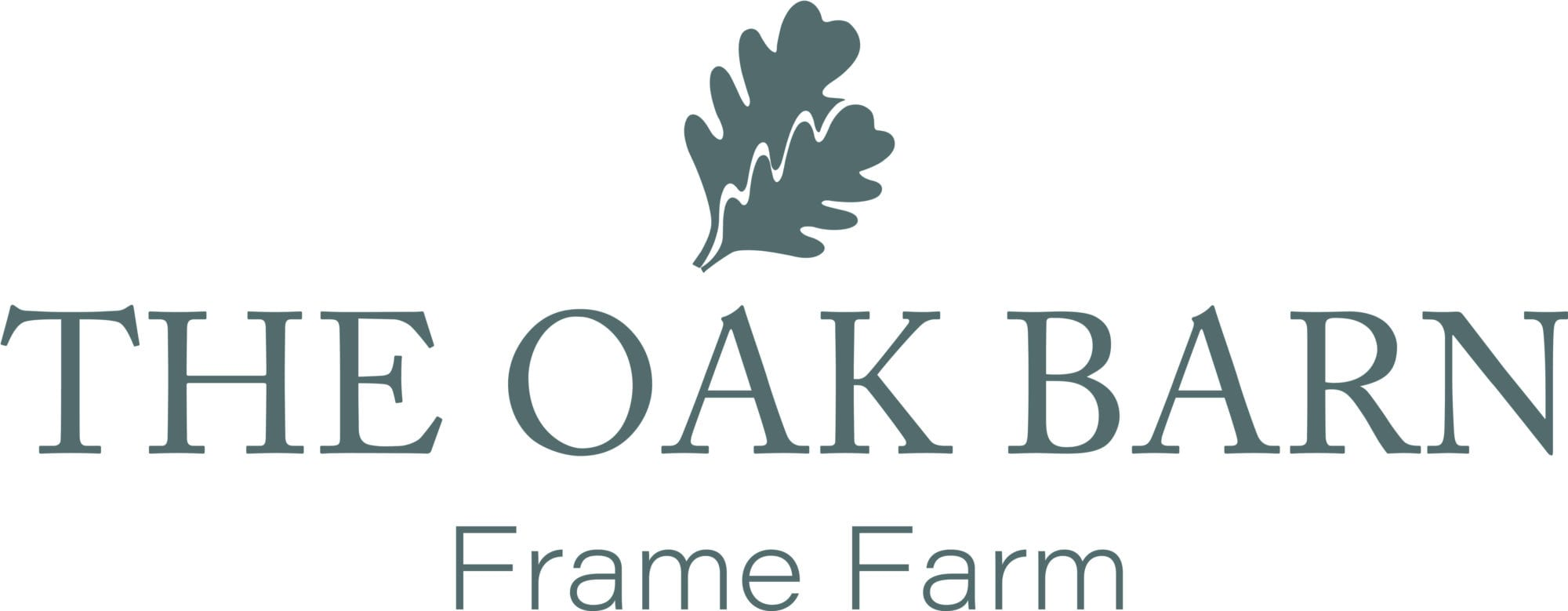 The Oak Barn at Frame Farm