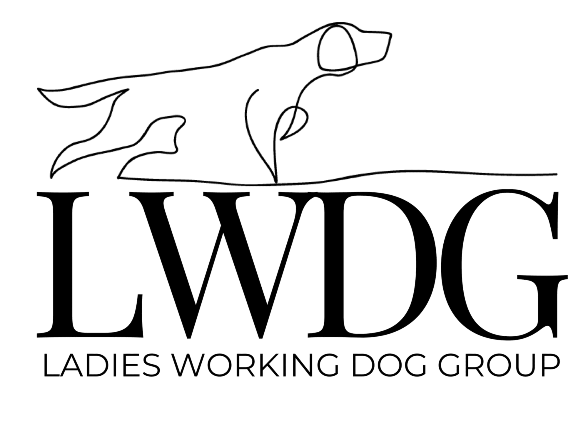 The Ladies Working Dog Group